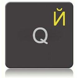 Autoadesivi per tastiere russe di Mac (Apple) con...