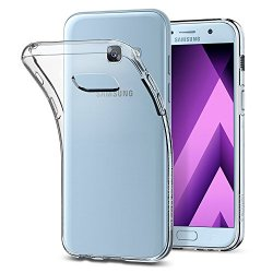 Cover Samsung Galaxy A3 2017, Spigen [Clear Ultra...