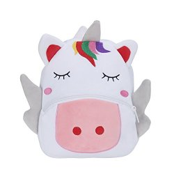 Cute Small Toddler Kids Backpack Peluche Animal...