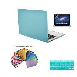 TECOOL 3 in 1 Ultra Slim Multi Color Plastica...