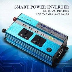 AZGIANT 500W di potenza inverter auto per DC 12V...