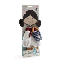 Nici 34939 - Tuta con borsa per bambola...