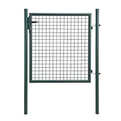 [pro.tec] Porta per il giardino verde portone...
