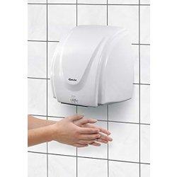 Asciugamani elettrico ad aria calda a muro 2100W...