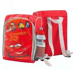Disney Cars - Bambini zaino pranzo al sacco &...