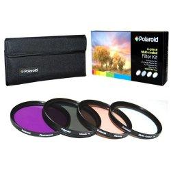 Polaroid PL4FIL67 Camera filter kit 67mm camera...