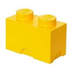 Lego 40021732 - Mattone barattolo, colore Giallo