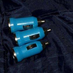 Spinotto Auto USB per Carica Sigaretta...