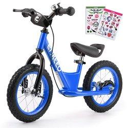 ENKEEO 14 Prima Bici Senza Pedale per Bambini...