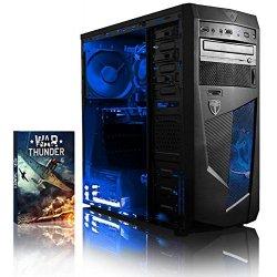 Vibox Precision 6 PC da Gaming, Processore Blu...