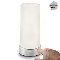 Lampada LED per comodino, intensità della luce...