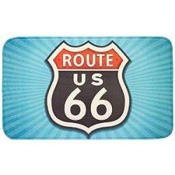 Wenko 21583100 Vintage Route 66 - Tappetino per...