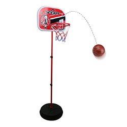 Canestro da Basket Regolabile Giochi Interna ed...
