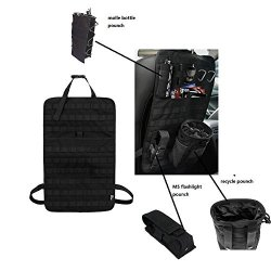 Tactical EXPedition auto sedile posteriore molle...