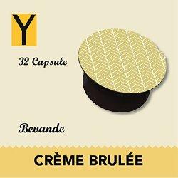 32 CAPSULE CREME BRULEE per NESCAFE DOLCE GUSTO
