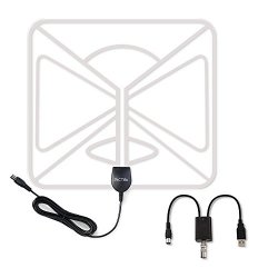 Pictek Antenna TV da Interni con 3m Cavo e...