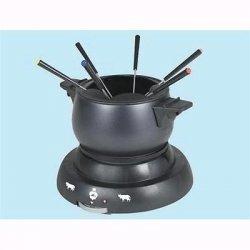 Set per Fonduta elettrico 1300 watt con forchette...