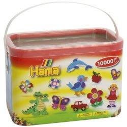 Hama Beads 10000 Perline in pastello (Midi Beads)