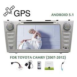 3D GPS Navigation Pure Android 5.1 capacitivo...