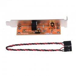Staffa SPDIF per cavi ottici e RCA out plate per...