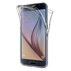 AICEK Cover Samsung Galaxy S6, 360°Full Body...