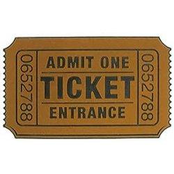Balvi - Zerbino,Ticket,gomma 24240