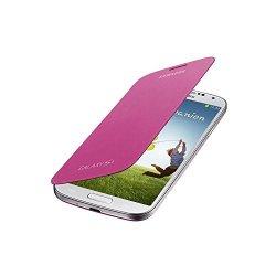 Samsung EF-FI950BPEGWW Flip Cover per Galaxy S4,...