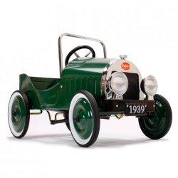 Baghera 1939 - Macchina a Pedali Classica, Verde