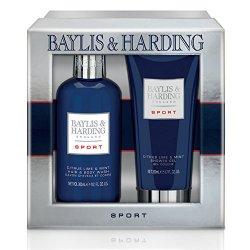 Baylis & Harding, set regalo da 2 flaconi, citro...