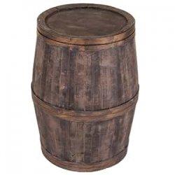 walimex pro Studio-Requisite Botte di legno