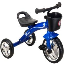 Kiddo Blue 3 Wheel Smart Design Kids Child...