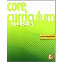 Core curriculum. Oculistica