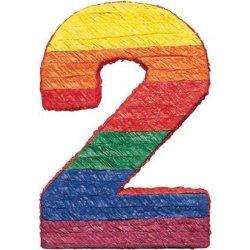 Amscan Pinatas Numeri 2
