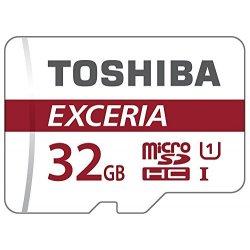 Toshiba Scheda di Memoria MicroSDHC 32Gb -...