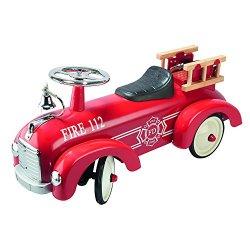 Goki Ride-On, Cavalcabile macchina dei pompieri