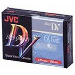 JVC M-60BL DV Mini DV cassetta blu (60minuti)