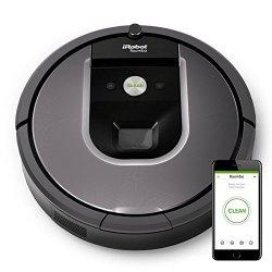 iRobot Roomba 960 Robot Aspirapolvere, Sistema di...