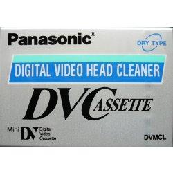 Panasonic Mini DV Head Cleaner Cassette Tape...