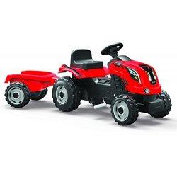 Smoby 7600710108 - Trattore Farmer XL Rosso con...