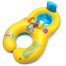 Galleggiante piscina per neonati e neonati,...