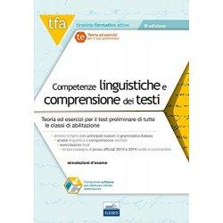 1 TFA. Competenze linguistiche e comprensione dei...
