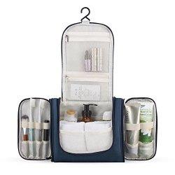 AGPTEK Beauty Case da Viaggio, Borsa per Toilette...