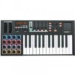 M-AUDIO CODE 25 (black) tastiera controller midi...