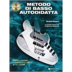 Metodo di basso autodidatta. Con CD Audio di...