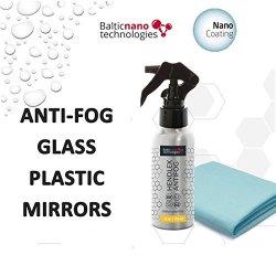 Hendlex, Nanorivestimento antinebbia per vetro e...