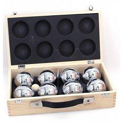 Weiblespiele 010206 - Set di bocce con custodia...