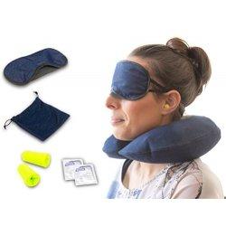 Travel Pillow, cuscino da viaggio gonfiabile...