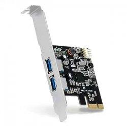 CSL - Scheda USB 3.0 - 2 porte Scheda controller...