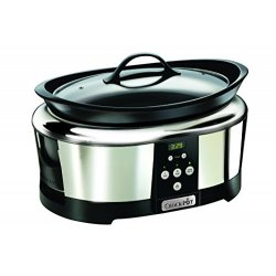Crock-Pot, Slow-Cooker Con Timer Digitale