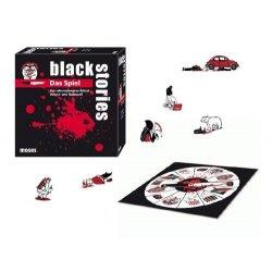 Black Stories - il corvo Gioco di puzzle